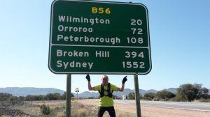 6..a 20km avant Port Augusta